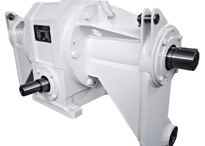 Reductor sinfín E120